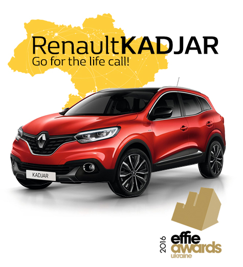 Launch Renault Kadjar